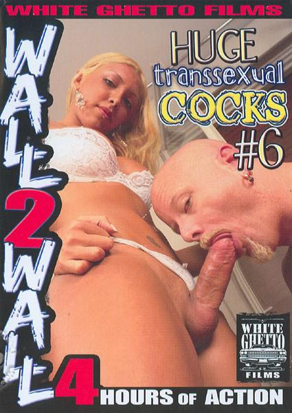 Huge Transsexual Cocks #6 Box Cover
