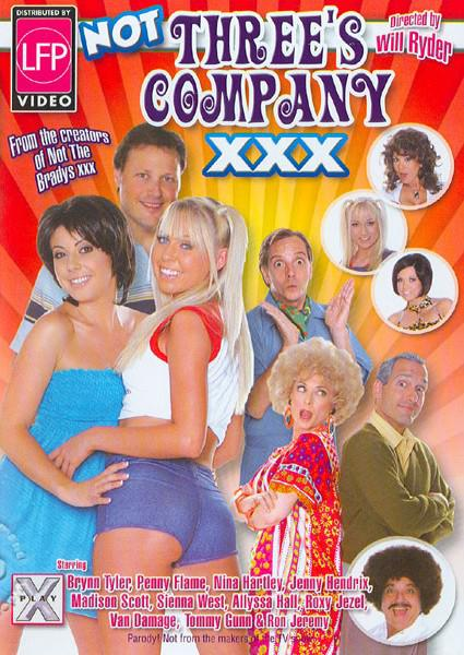 Not Three's Company Box Cover