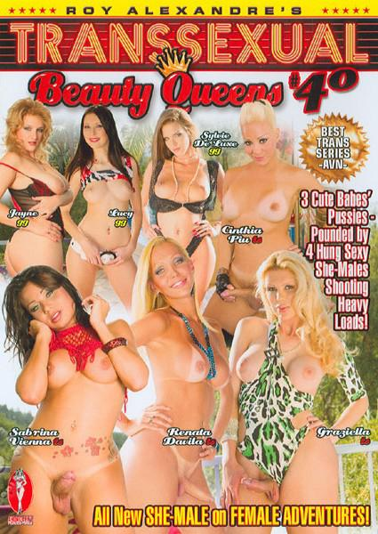 Roy Alexandre's Transsexual Beauty Queens #40 Box Cover