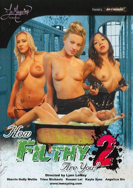 How Filthy Are You? 2 Box Cover