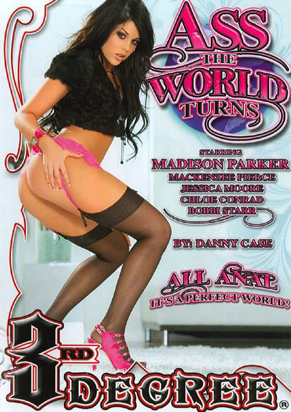 Ass The World Turns Box Cover