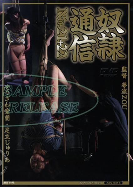 Slave Press 21 & 22 Box Cover