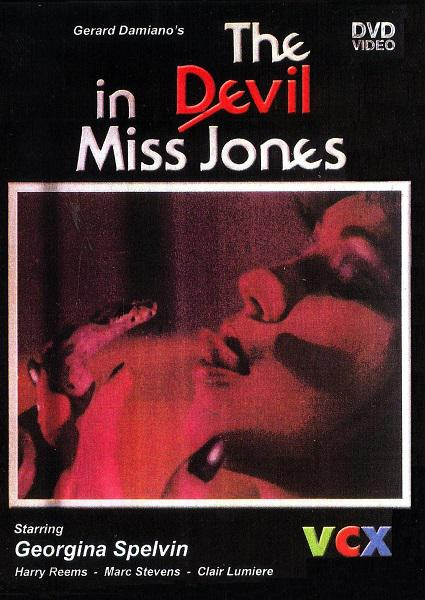 The Devil In Miss Jones Box Cover - Login to see Back