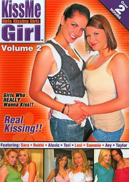KissMe Girl Volume 2 - Girls Kissing Girls Box Cover
