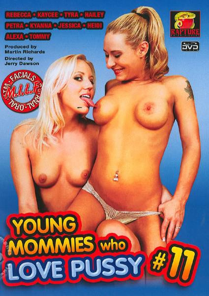 Young Mommies Who Love Pussy #11 Box Cover