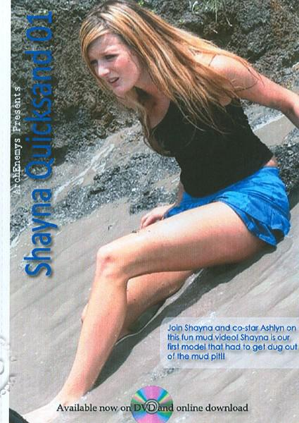 Shayna Quicksand 01 Box Cover