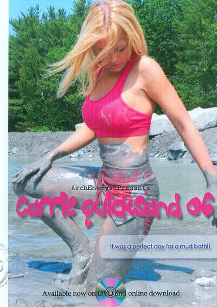 Carrie Quicksand 06 Box Cover