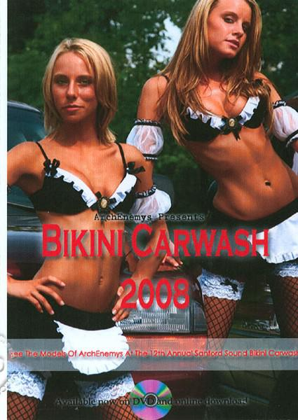 Bikini Carwash 2008 Box Cover