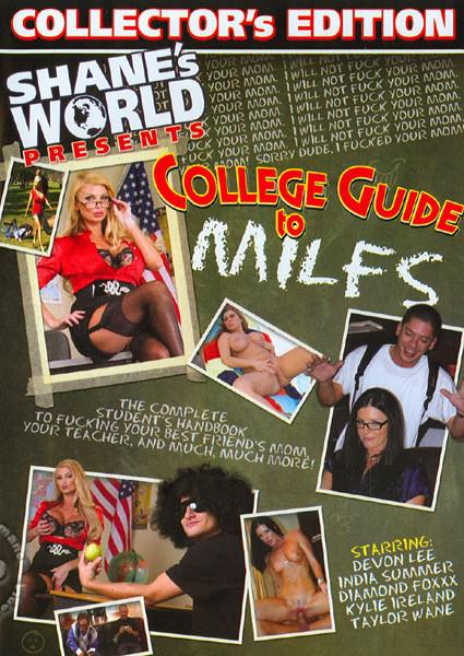 College Guide To MILFs Box Cover