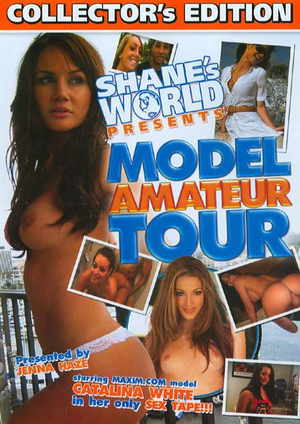 Model Amateur Tour Box Cover