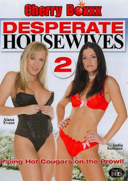 Desperate Housewives 2 Box Cover
