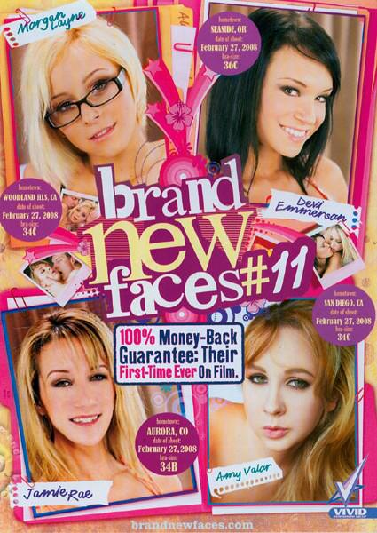 Brand New Faces #11 Box Cover