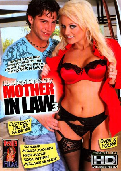 Erotic in law mother