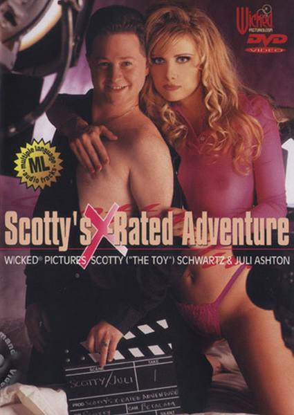 Scotty's X-Rated Adventure Box Cover