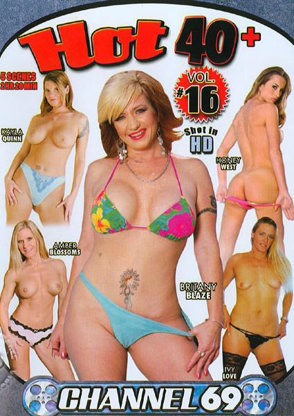Hot 40  Vol. #16 Box Cover