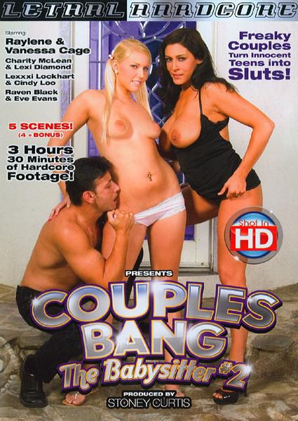 Couples Bang The Babysitter #2 Box Cover