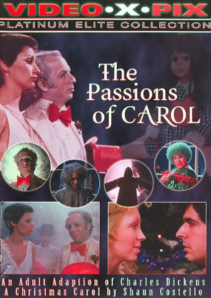 The Passions Of Carol Box Cover