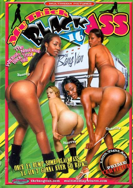 My Thick Black Ass #16 Box Cover