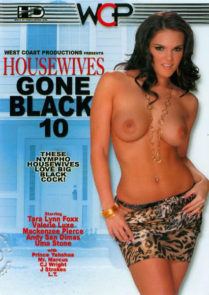 Housewives Gone Black 10 Box Cover