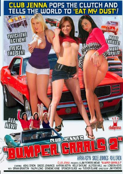 Bumper Grrrls 2 Box Cover