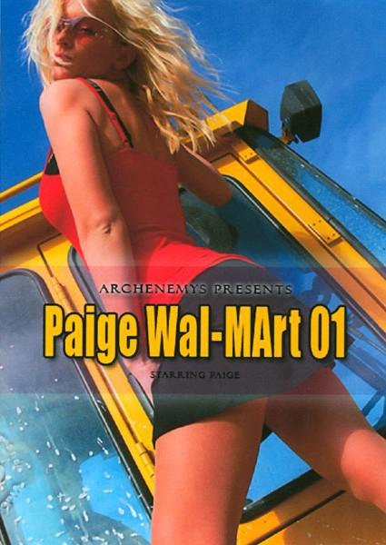 Paige Wal-Mart 01 Box Cover