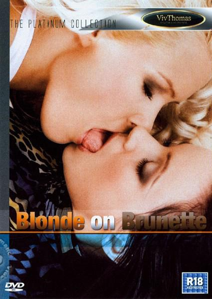 Blonde On Brunette Box Cover