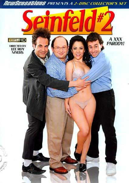 Seinfeld #2 - A XXX Parody (Disc 2) Box Cover