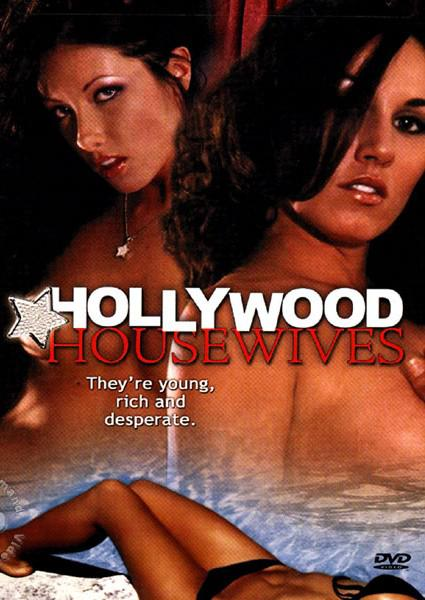 Hollywood Housewives Box Cover