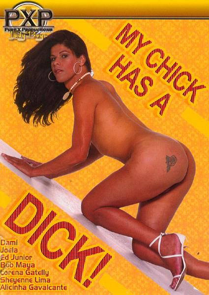 My Chick Has A Dick! Box Cover