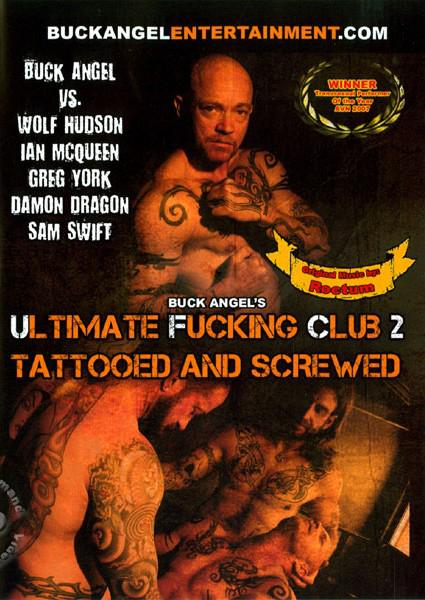 Buck Angel's Ultimate Fucking Club 2 - Tattooed And Screwed Box Cover