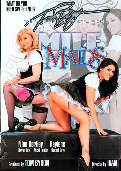 MILF Maids Box Cover