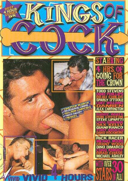 Kings Of Cock Box Cover