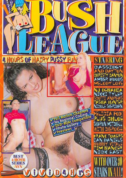 Bush League Box Cover