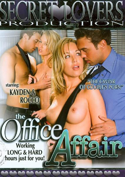 The Office Affair Box Cover