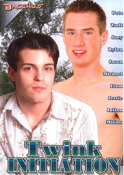 Twink Initiation Box Cover