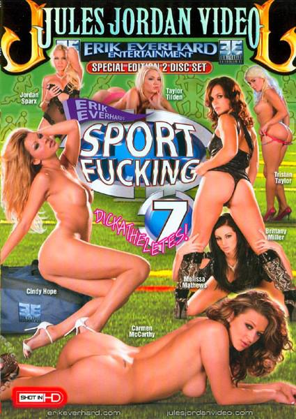 Sport Fucking 7 (Disc 1) Box Cover