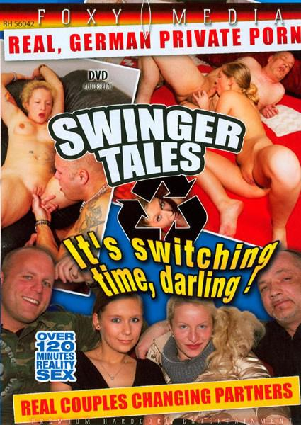 Swinger Tales - It's Switching Time, Darling! Box Cover