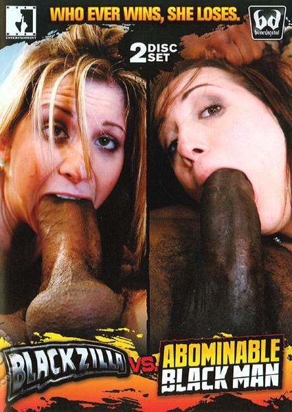Blackzilla Vs. Abominable Black Man (Disc 2) Box Cover