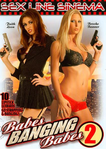 Babes Banging Babes 2 Box Cover