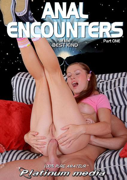 Anal Encounters Of The Best Kind - Part 1 Box Cover