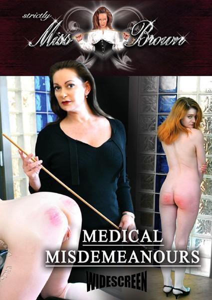 Medical Misdemeanors Box Cover