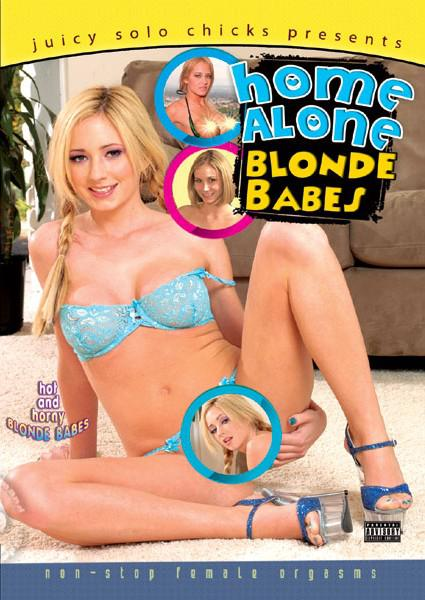 Home Alone Blonde Babes Box Cover