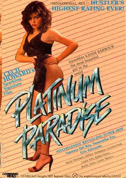Cecil Howard's Platinum Paradise Box Cover