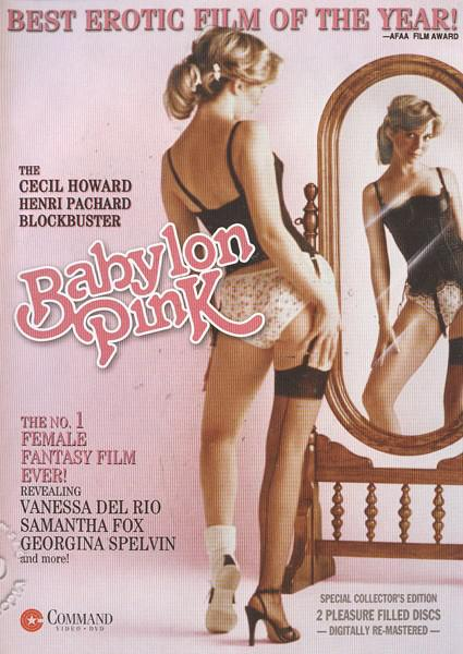 Cecil Howard's Babylon Pink (Softcore)