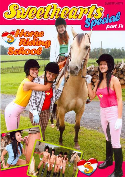 Sweethearts Special part 14 - Horse Riding School Box Cover
