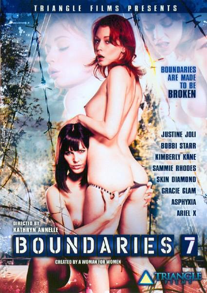 Boundaries 7 Box Cover