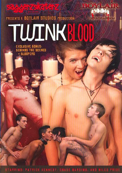 Twink Blood Box Cover
