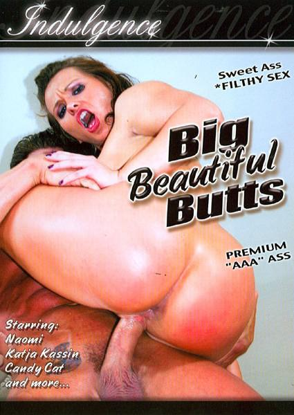 Big Beautiful Butts Box Cover