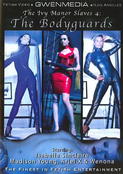 The Ivy Manor Slaves Part 4 -The Bodyguards Box Cover
