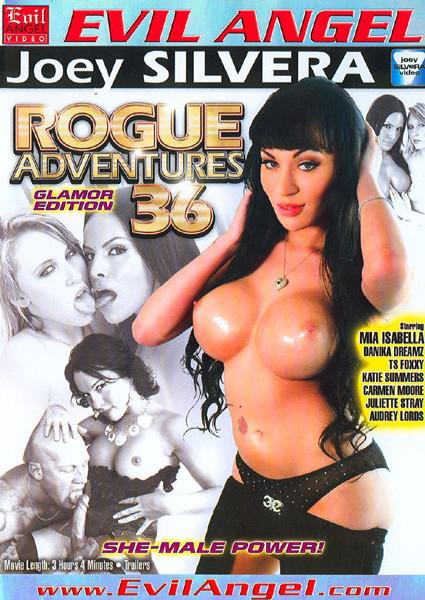 Rogue Adventures 36 Box Cover